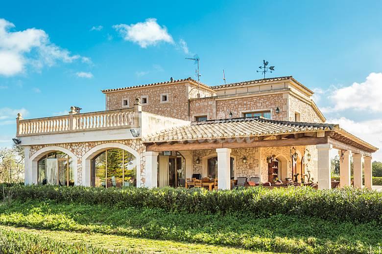 Impresionante Finca Rústica en Campos, Mallorca. Mallorca