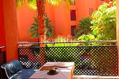 Apartamento de 2 habitaciones a 400 m de la playa Granada