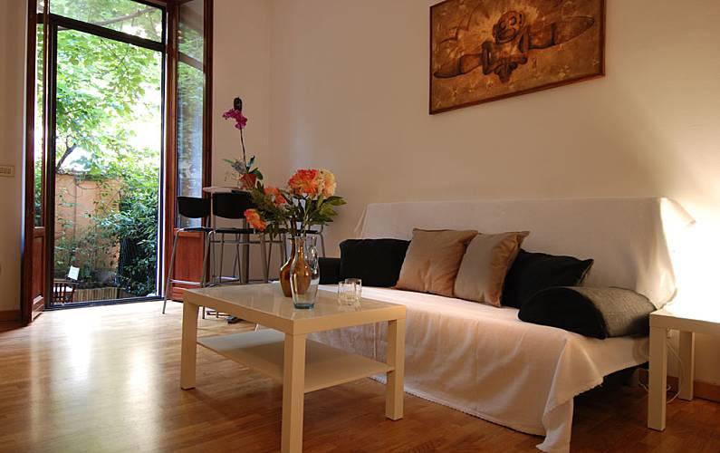 Jolie appartement avec jardin prive\' - Milan (Milan)