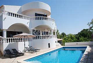 Villa for 10 people only 500 meters from the beach Algarve-Faro