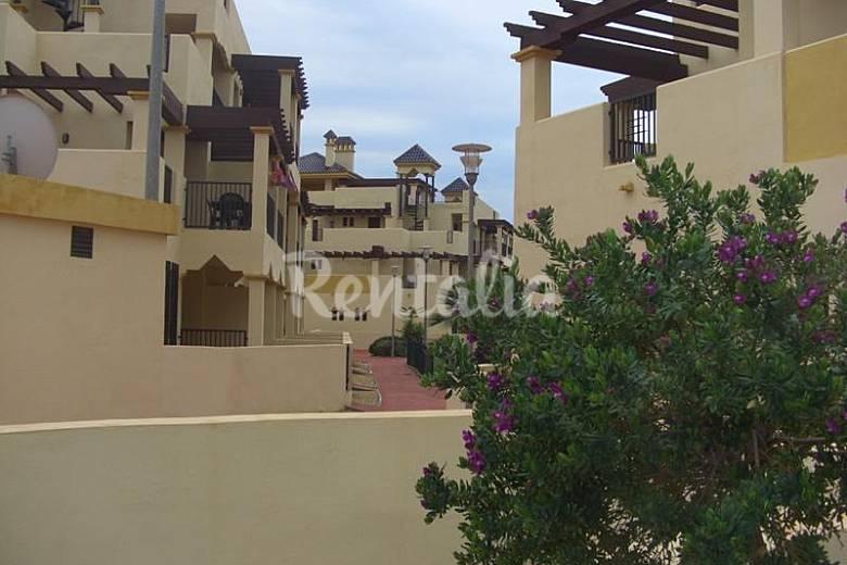 Vivienda en urbanizaci n privada zona puerto rey vera - Vivienda en almeria ...