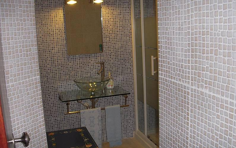 Casa Casa-de-banho Algarve-Faro Silves casa - Casa-de-banho