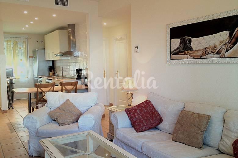 Relax, Salon Huelva Isla Cristina Appartement