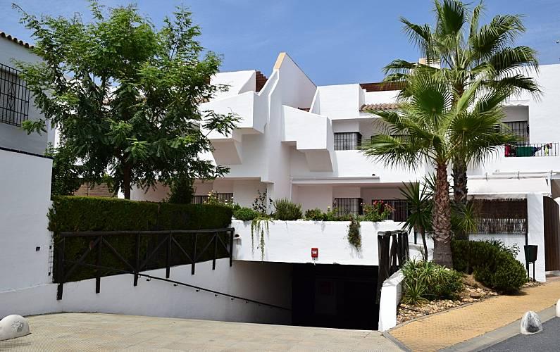 Relax, Outdoors Huelva Isla Cristina Apartment - Outdoors