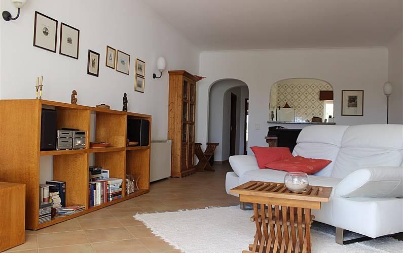 1 Living-room Algarve-Faro Lagos Apartment - Living-room