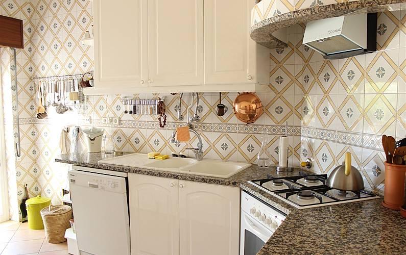 1 Kitchen Algarve-Faro Lagos Apartment - Kitchen