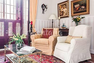 Apartamento de 1 habitaciones en Madrid centro Madrid