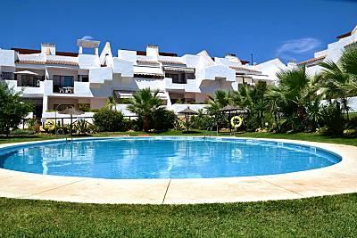 Relax, playa, golf...!! Ático de lujo, 130m2 WI-FI Huelva