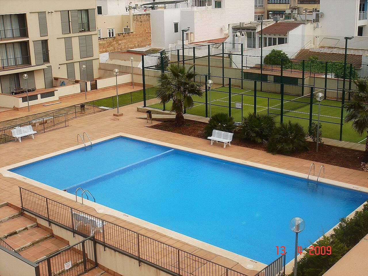 Apartamento para 4 5 personas a 700 m de la playa for Alquiler pisos menorca