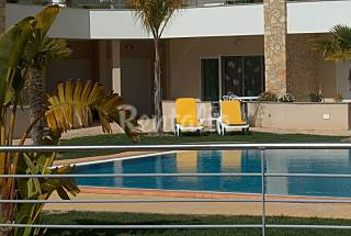 Apartments with 2 bedrooms only 300 m from beach Algarve-Faro