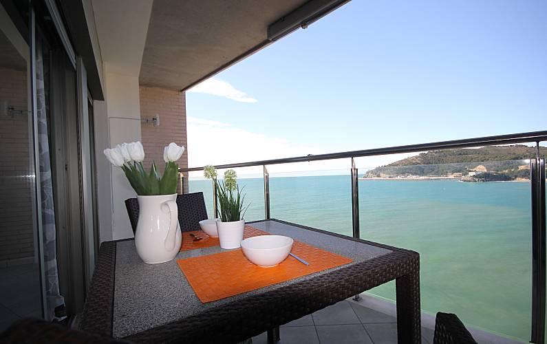 Apartamento 1ª linea de playa,Oropesa del mar Castellón