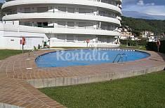 Apartamento de 2 habitaciones a 50 m de la playa Girona/Gerona