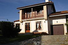 House for rent 2.5 km from the beach Cantabria