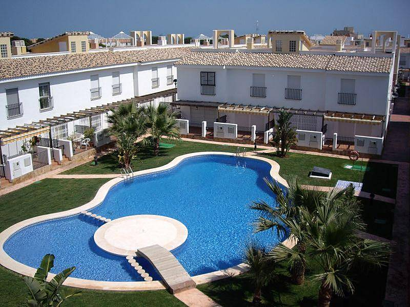 Casa en alquiler 400m de playa con piscina alcossebre alcal de xivert castell n castell n - Alquiler de casas en castellon ...