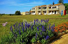 Apartment for 3 people on the beach front line Istria