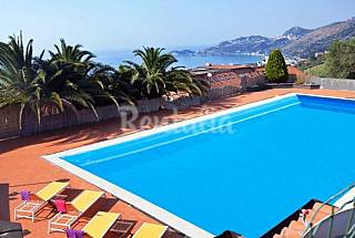 Apartment with 1 bedrooms only 800 meters from the beach Messina