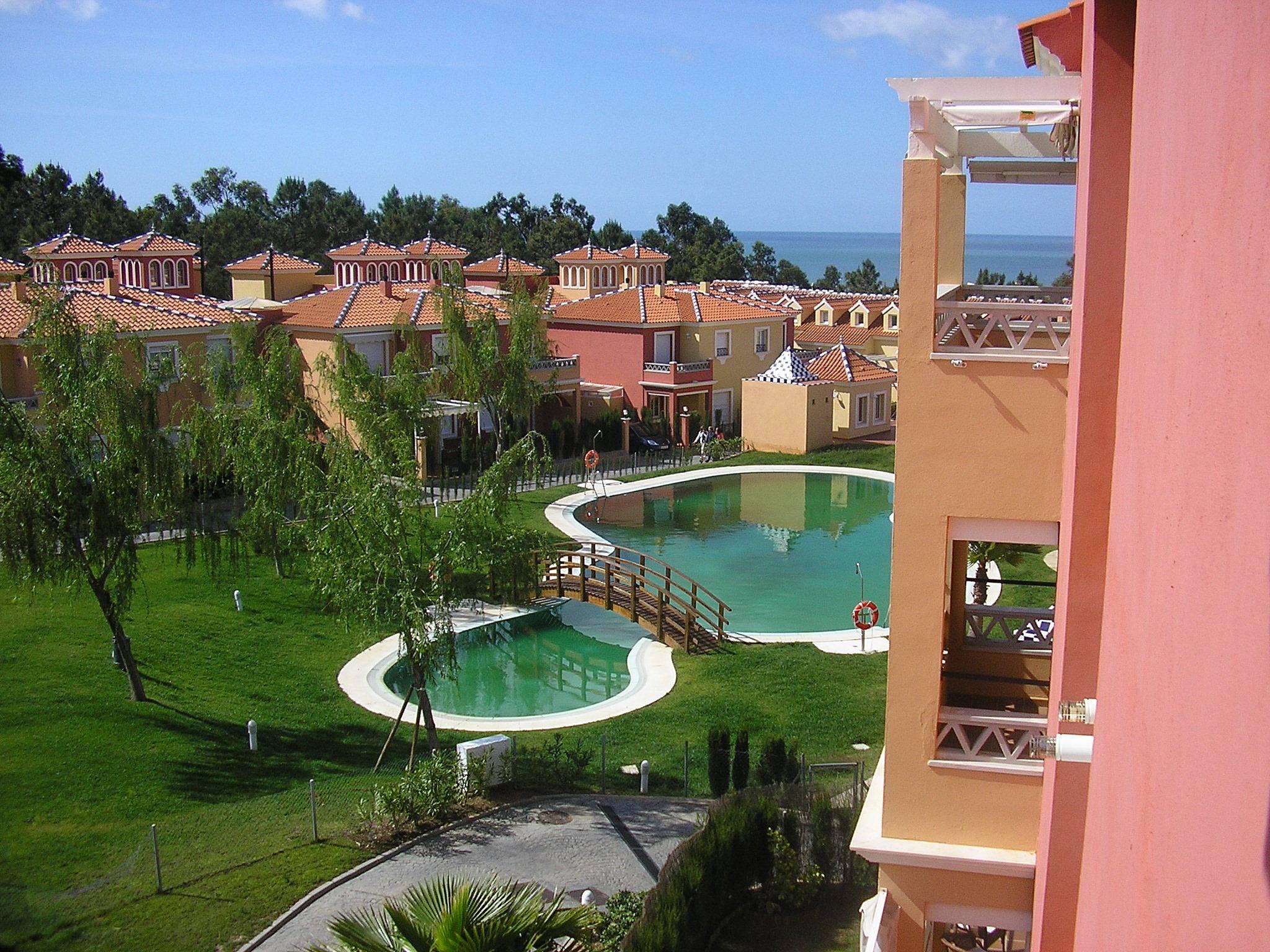 Apartamento en campo de golf a 900 m de la playa - Rentalia islantilla ...