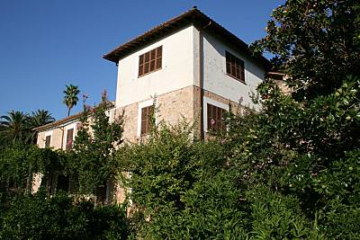 Villa en alquiler a 4 km de la playa Mallorca