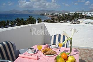 Apartment for 2-7 people only 50 meters from the beach Lanzarote