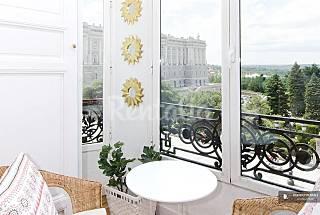 El Apartamento Palacio Real VI en Madrid