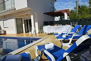 Moradia c/3 quartos piscina privada em Albufeira Algarve-Faro