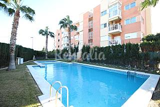 Apartment for 7 people only 650 meters from the beach Alicante
