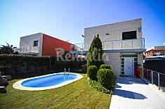 Villa para 9-10 personas a 1000 m de la playa Tarragona