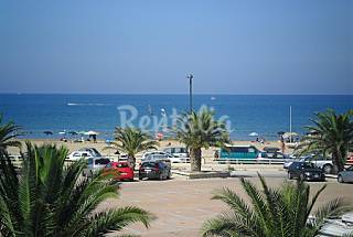 Apartment for rent only 100 meters from the beach Foggia