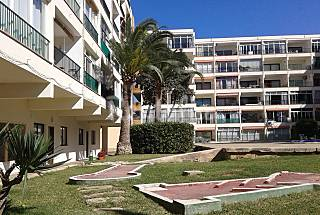 Apartment for rent only 100 meters from the beach Majorca
