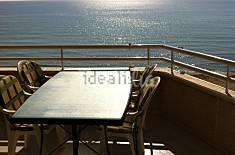 Magnifico apartamento en primera linea de playa.  Alicante