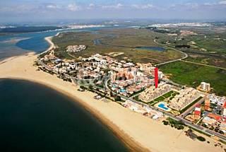 Apartamento com 3 quartos a 40 m da praia Huelva