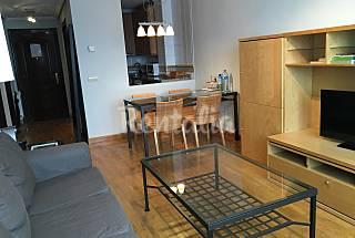3 Appartements pour 2-3 personnes à Oviedo centre Asturies