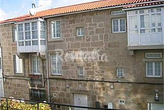 House for rent on the beach front line A Coruña