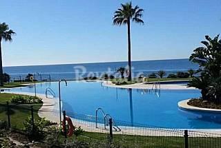 Apartamento en la playa con vistas la mar Málaga