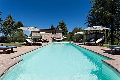 Chalet di charme indipendente piscina Perugia Perugia