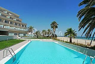 Duplex Penthouse on the front line beach Alicante