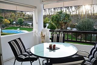 Apartamento de 2 habitaciones con piscina comunita Girona/Gerona