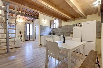 Apartamento para 4-7 personas en Toscana Florencia