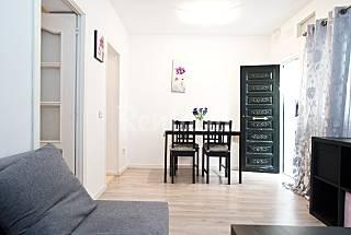 Acogedor y económico apartamento en Madrid Madrid