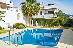 Maison en location avec piscine Malaga