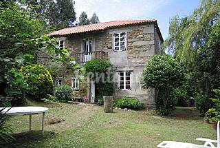 House for 7-10 people 2.5 km from the beach A Coruña
