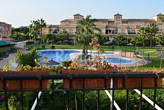 Casa en alquiler a 600 m de la playa Cádiz