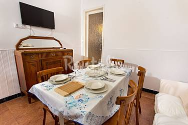 Appartement Salle à manger Barcelone L' Hospitalet de Llobregat Appartement