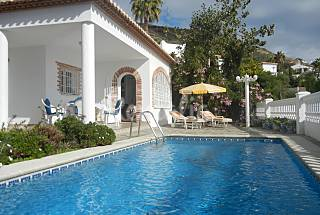 LOVELY VILLA WITH PRIVATE POOL Granada