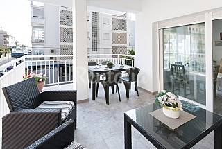 ORENETA - Apartamento para 8 personas en Playa de Gandia. Valencia