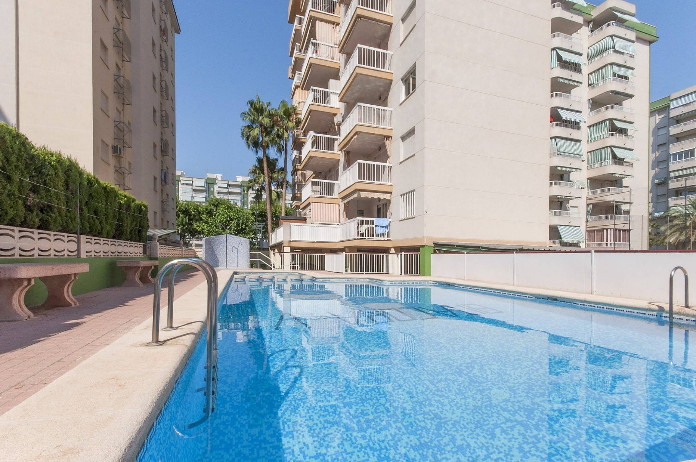 Consuelda apartamento para 6 personas en playa de gandia grau i platja gandia valencia - Apartamentos en gandia playa ...