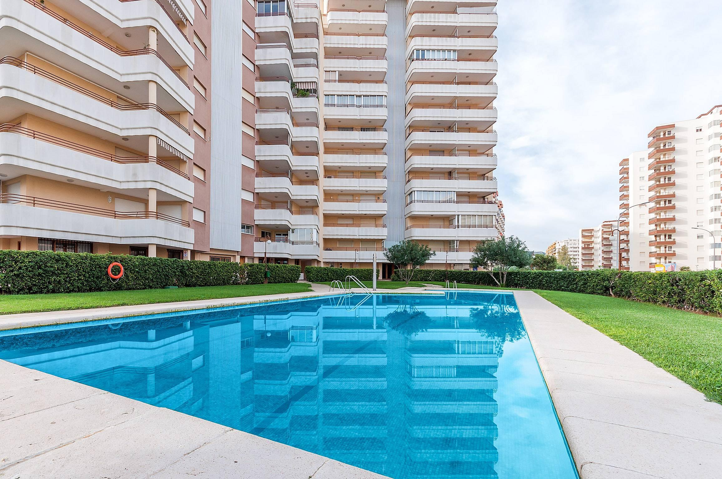 Acuarela apartamento para 4 personas en playa de gandia - Apartamentos en gandia baratos verano ...