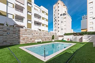 DEVESA - Apartamento para 6 personas en Playa de Gandia. Valencia