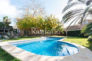 CRONOS - Villa para 10 personas en Picassent. Valencia