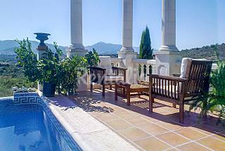 PARTHENON - Villa for 10 people in Llutxent. Valencia